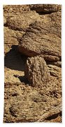 Growing Rock Beach Towel