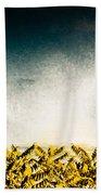 Grunge Niagara Beach Towel
