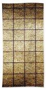 Grunge Paper Beach Towel