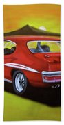 Gto 1971 Beach Towel