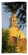 The Grand Cathedral Of Guadalajara, Mexico - By Travel Photographer David Perry Lawrence Beach Towel