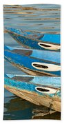 Guardian Eyes Beach Towel