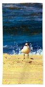 Gull Goer Beach Towel