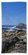 Gull Rock Beach Towel