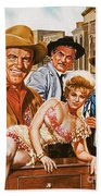 Gunsmoke Beach Towel