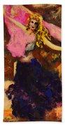 Gypsy Dancer Beach Towel
