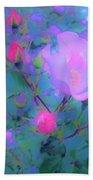 Gypsy Rose - Flora - Garden Beach Towel
