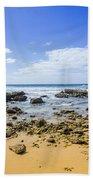 Hadera Mediterranean Beach Beach Towel