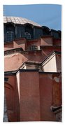 Hagia Sophia Angles 01 Beach Towel