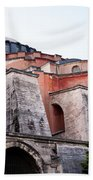 Hagia Sophia Buttresses Beach Towel