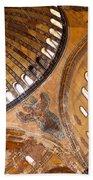 Hagia Sophia Dome 01 Beach Sheet