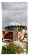 Hagia Sophia Istanbul Beach Towel