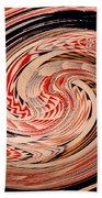 Haida Spiral Beach Towel