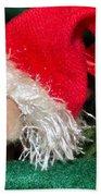 Hairless Christmas Beach Towel