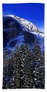 Half Dome Clearing Beach Towel