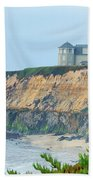 Half Moon Bay Beach Towel