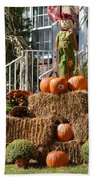 Halloween Celebrations Beach Towel