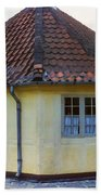 Hans Christian Anderson Birthplace Beach Towel