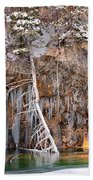 Hanging Lake Beach Towel