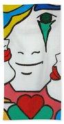 Happy Days Beach Towel