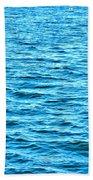 Harbor Markers Beach Towel