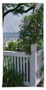 Harbor View Beach Towel