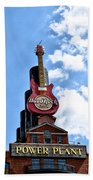 Hard Rock Cafe - Baltimore Beach Towel