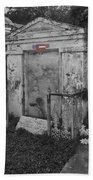 Harry T Hays Major General Lafayette Cemetery 1 Dsc05175 Beach Towel