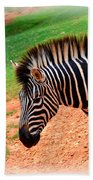Hartman Zebra Beach Towel