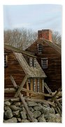 Hartwell Tavern 3 Beach Towel