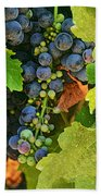 Harvest Time 2 Beach Towel