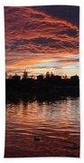 Harveston Sunset Beach Towel