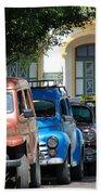 Havana 21 Beach Towel