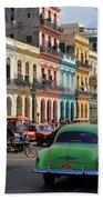Havana 22 Beach Towel