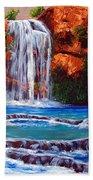 Havasu Falls Cheryln1955@gmail.com Beach Towel