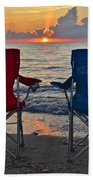 Have A Seat Beach Towel