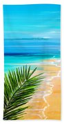 Haven Of Bliss Beach Towel