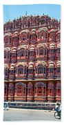 Hawa Mahal Beach Towel
