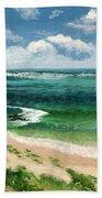 Hawaii Beach Beach Towel