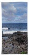 Hawaiian Surf Beach Towel