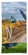 Hawker Hurricane 7d08c Beach Towel