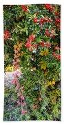 Hawthorn Berry Beach Towel