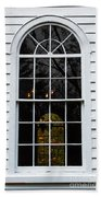 He Hears Our Prayers On Both Sides Of The Window Beach Towel