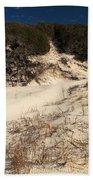 Healthy Dunes Beach Towel