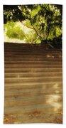 Heavenly Stairway Beach Towel