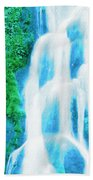 Heavenly Veil Beach Towel