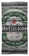 Heineken Beach Towel