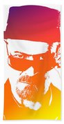 Heisenberg -13 Beach Towel