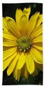 Heliopsis Summer Sun Beach Towel