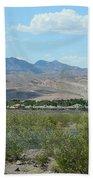 Henderson Nevada Desert Beach Towel